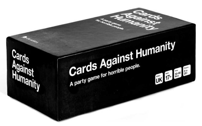 Cards Against Humanity UK Edition Review - Man Cave Gift Ideas